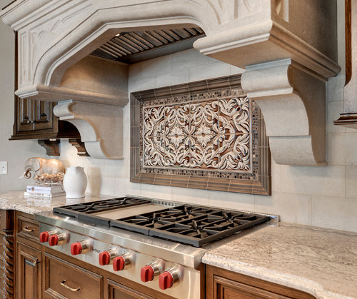 Countertop cooktop